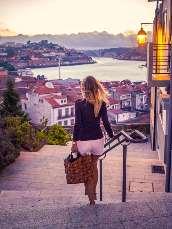 Portugal-Porto-Steps