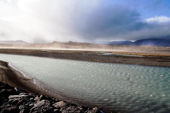 iceland sandstorm