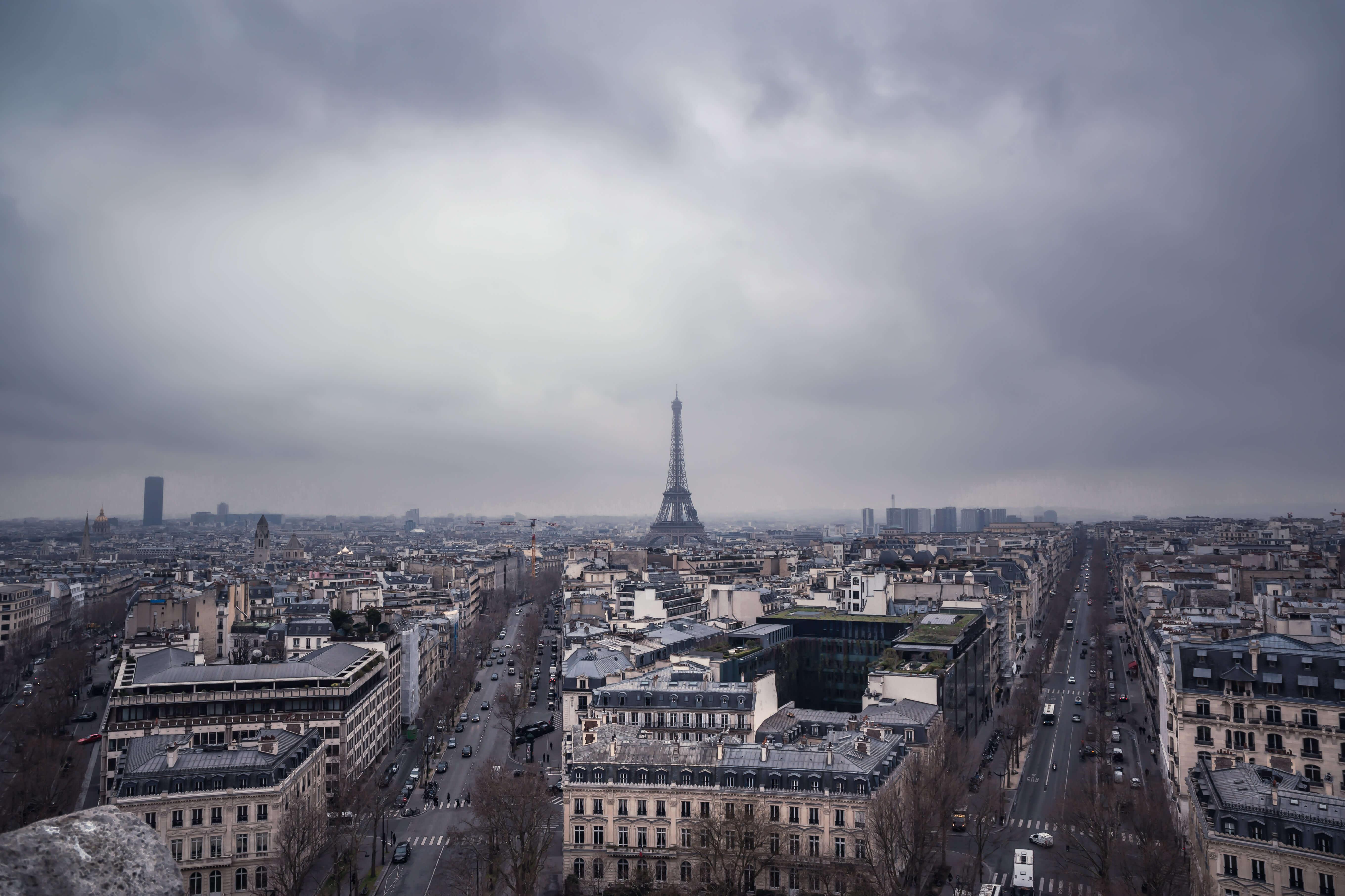 Paris-France-view