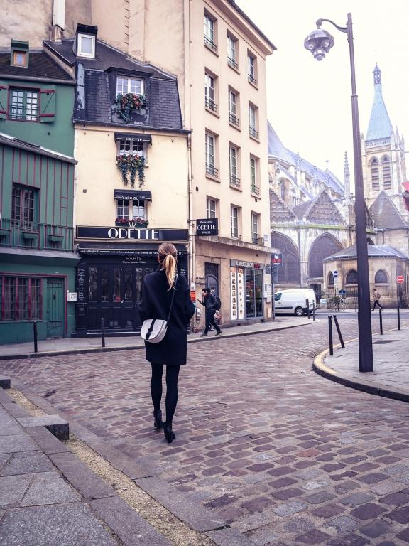 Paris odette macarone