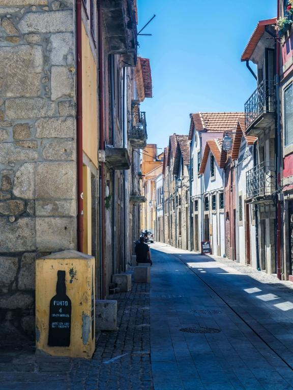 Portugal Porto alley