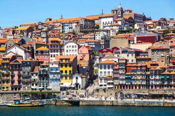 Portugal Porto city