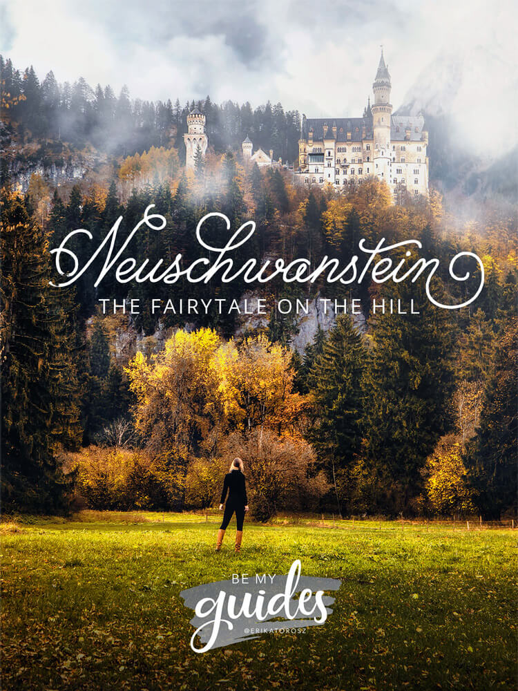 DISNEY'S FAVORITE: NEUSCHWANSTEIN CASTLE