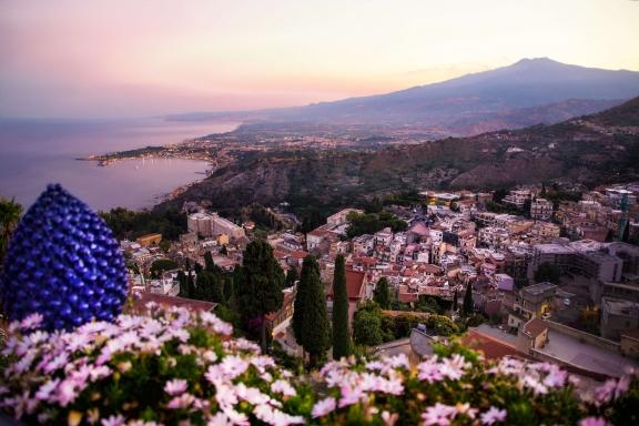 italy-sicily-etna-sunset