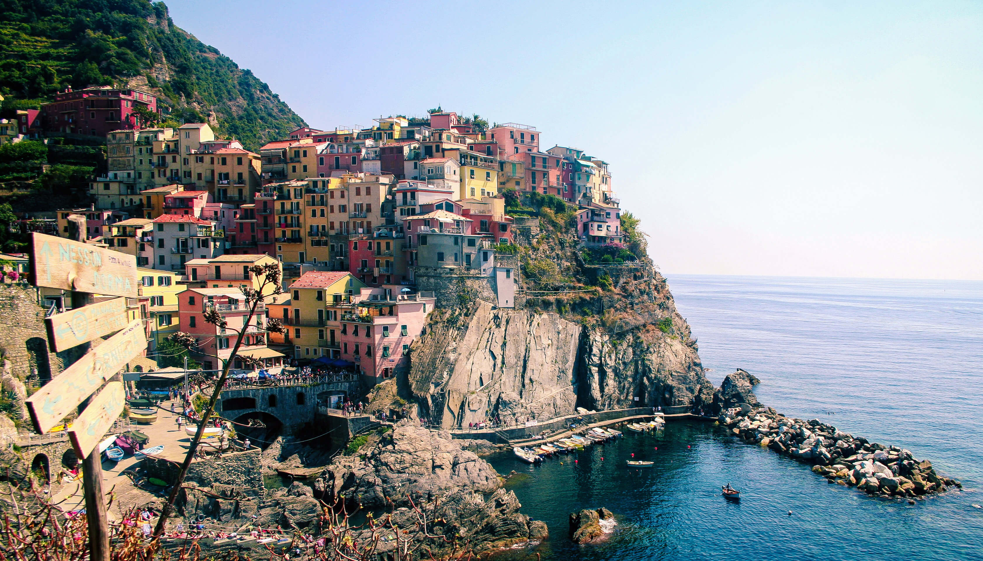 CINQUE TERRE: THE COAST WITH THE MOST