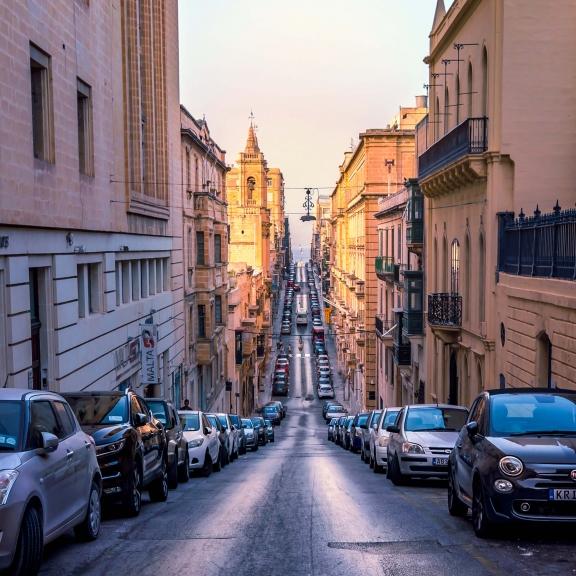 MALTA_Valletta-street